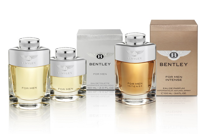 Bentley for Men: духи с запахом кожи и дерева
