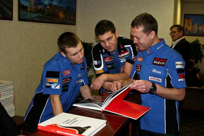 Мотоспорт в Украине - самый богатый на чемпионов вид спорта!