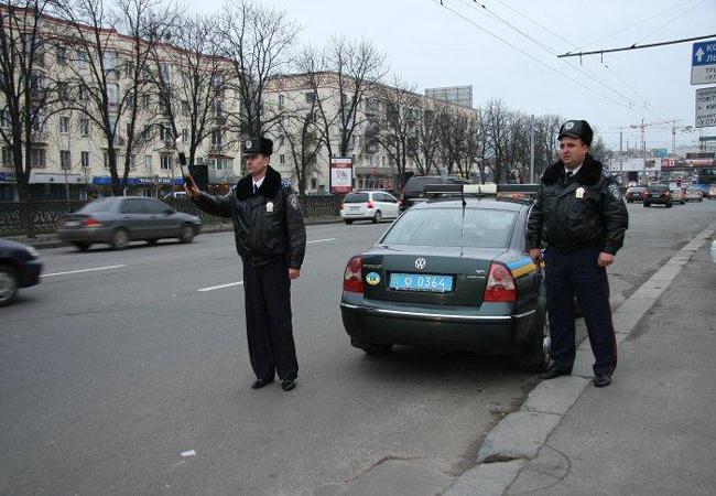 спецотряд ГАИ «Кобра» отработает Киев