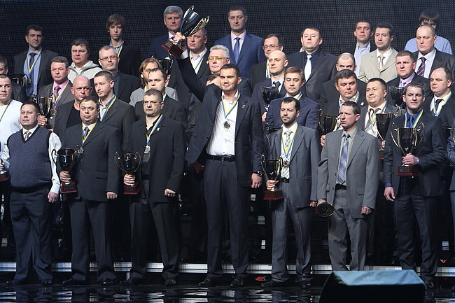 Автоспорт в Украине: чемпионы получили свои награды
