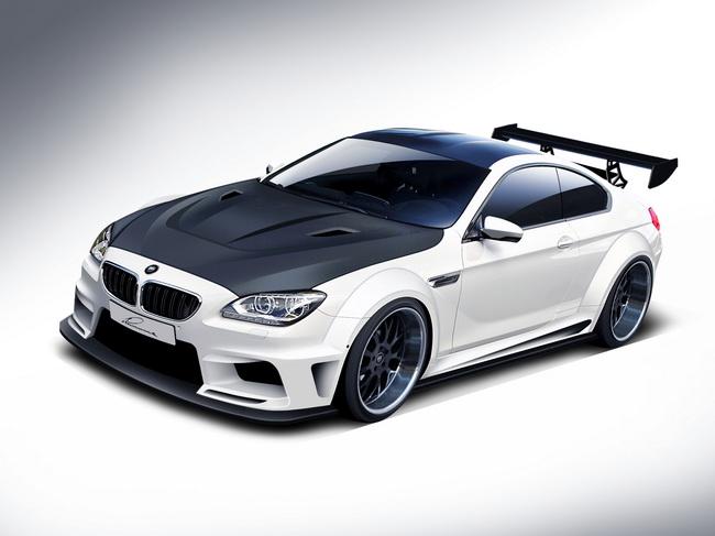Женева 2013: Lumma Design представит BMW M6
