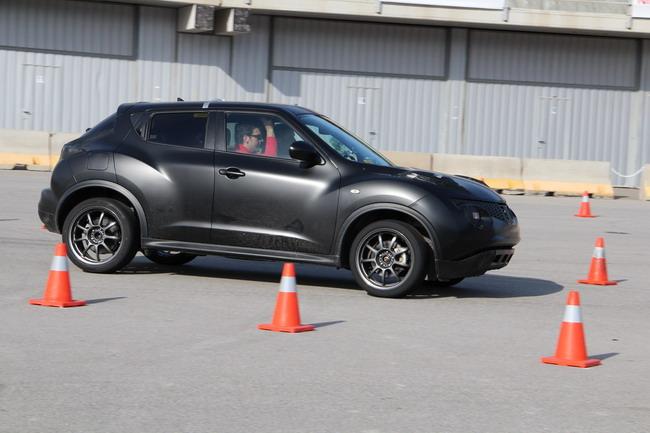 Тест-драйв Nissan Juke Nismo Прототип