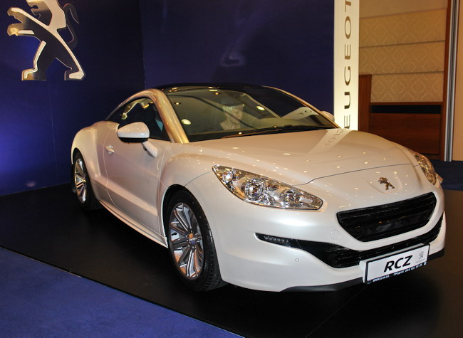 Новинки Peugeot в Украине
