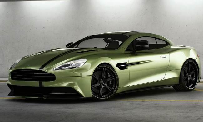 Aston Martin Vanquish 2013: тюнинг Wheelsandmore