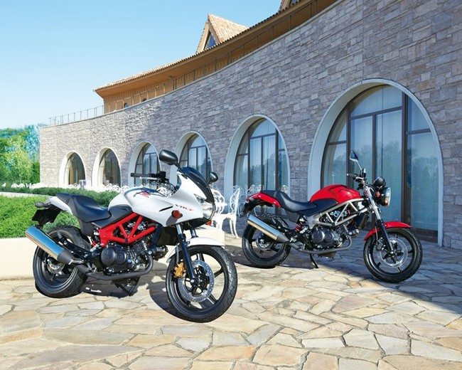 Малокубатурный мотоцикл Honda VTR-250 F