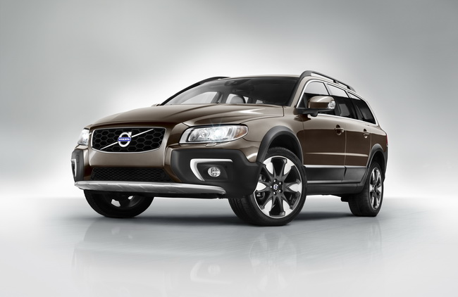 Модельный ряд Volvo