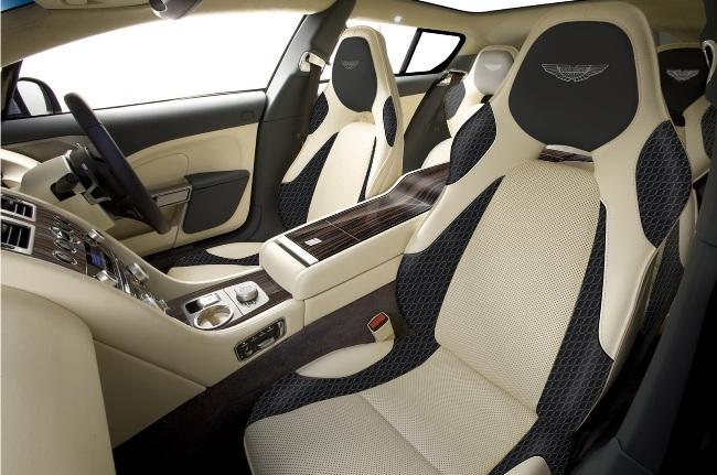 универсал Aston Martin Rapide