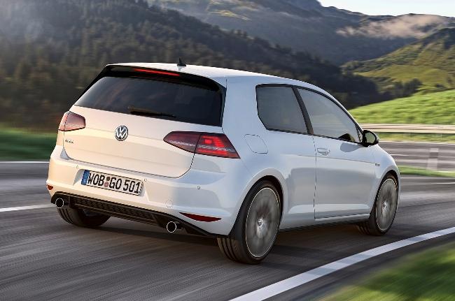 новый Volkswagen Golf GTI