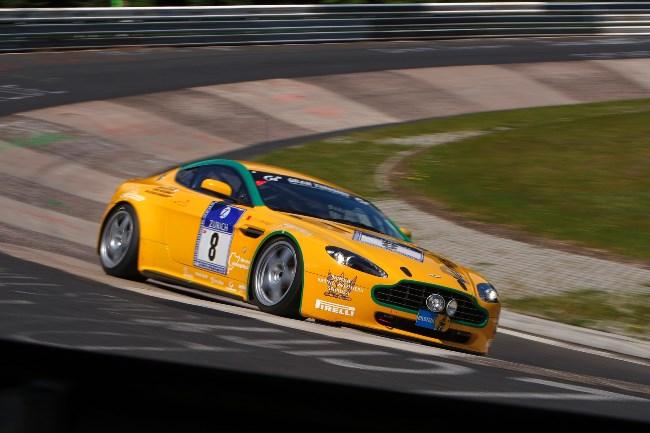новый Aston Martin V8 Vantage S - SP10