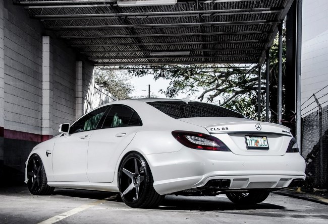 Mercedes-Benz CLS 63 AMG: тюнинг Ultimate Auto