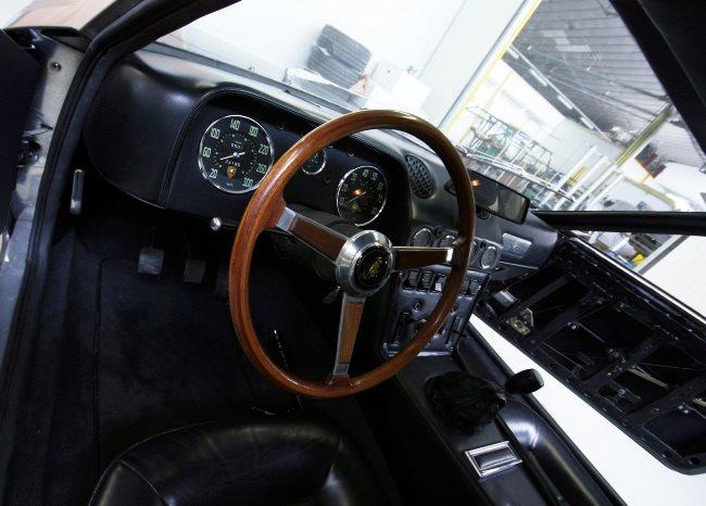 Выставка ретро-автомобилей Salon Retromobile 2013: концепт Lamborghini Flying Star II