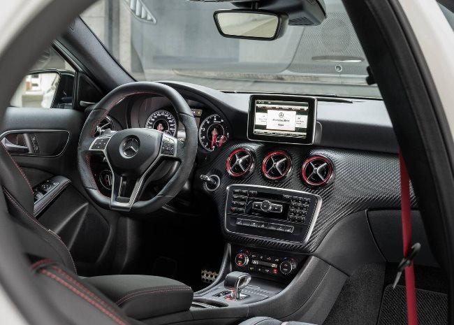 Анонсирован Mercedes A 45 AMG Edition 1