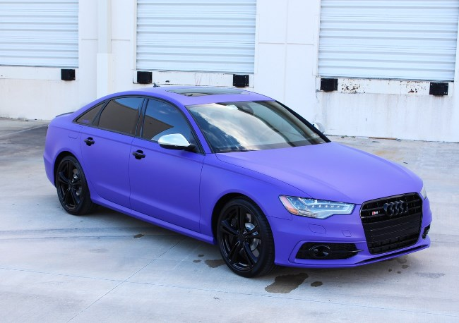 2013 Audi S6 Project Grape: тюнинг Superior Auto Design