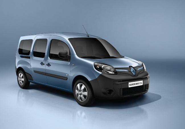 Обновленный Renault Kangoo