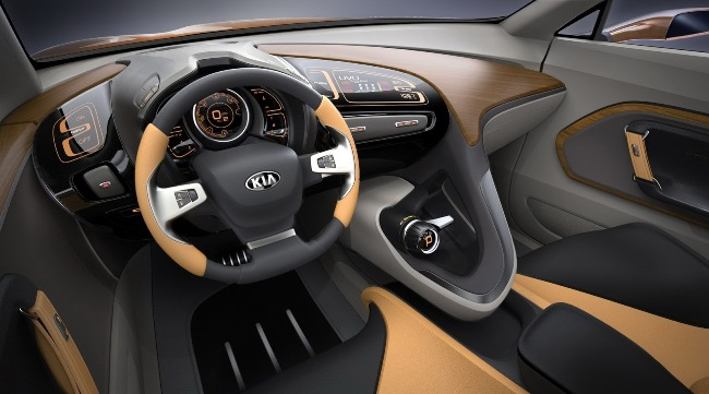 Новый Kia Cross GT