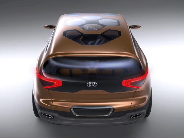 Новый Kia Cross GT