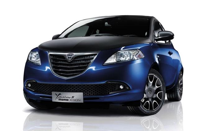 Женева 2013: Lancia Ypsilon S Momodesign