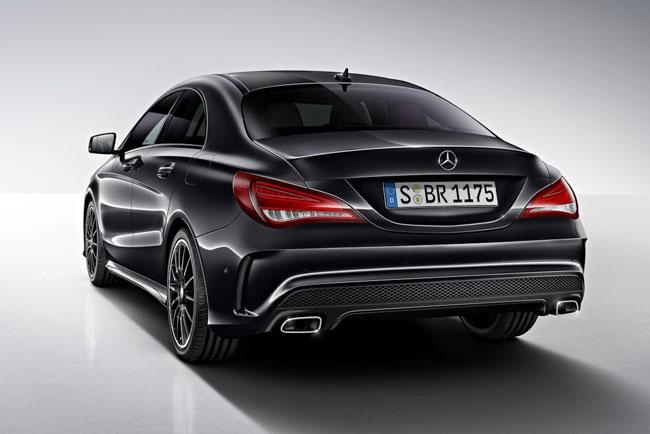 модель Mercedes CLA Edition 1