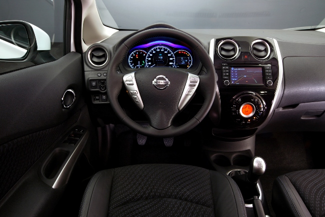 Новый Nissan Note
