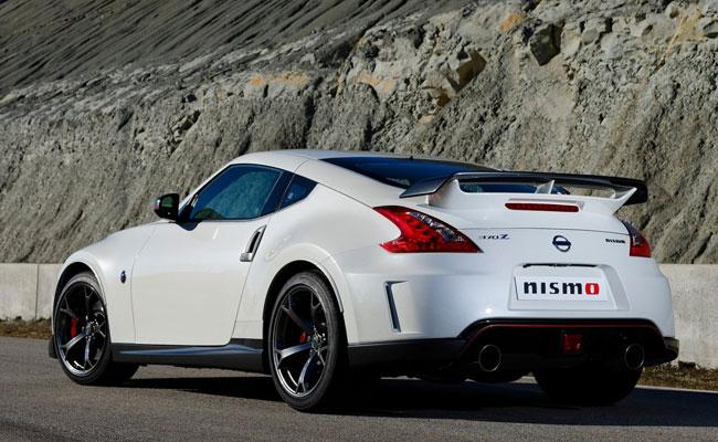 Купе Nissan 370Z Nismo