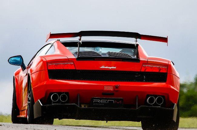 Lamborghini Gallardo STS-700: Тюнинг RENM Performance
