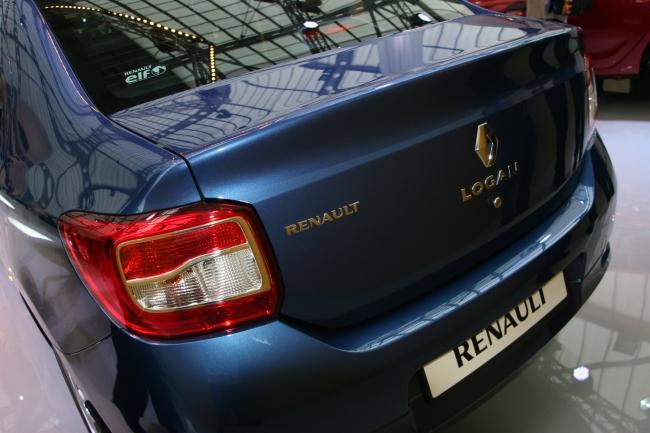 Новый Renault Logan и Renault Sandero