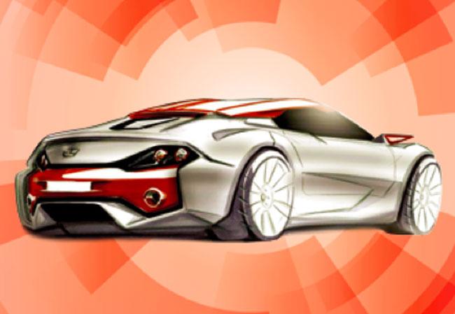Автосалон в Женеве 2013: Sbarro React' E.V.