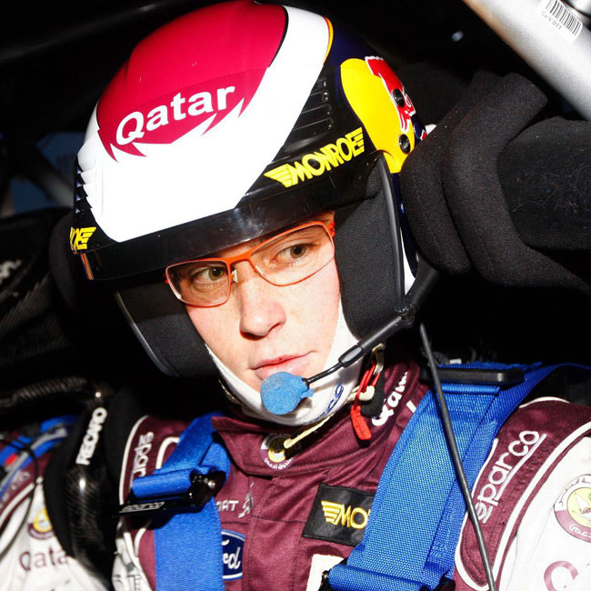 WRC 2013: Тьерри Невилль - лучший «прыгун» Rally Sweden