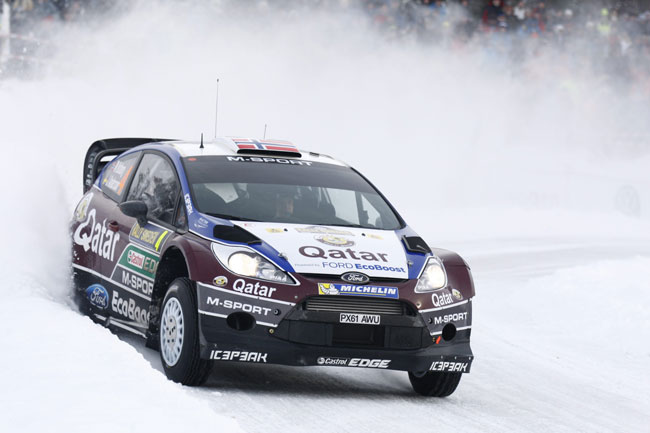 Rally Sweden: триумф Volkswagen и Франции!