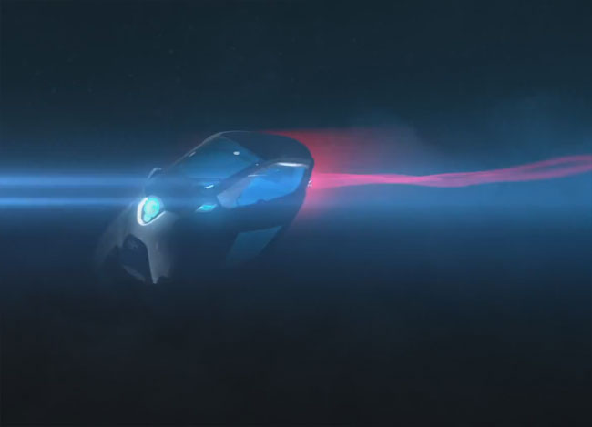 Женева 2013: электрокар Toyota i-Road