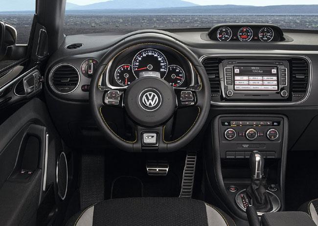 Спортивный VW Beetle GSR