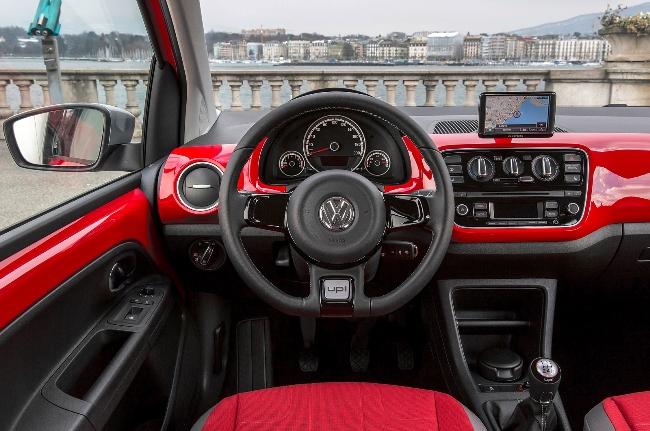 Новый Volkswagen Cross Up