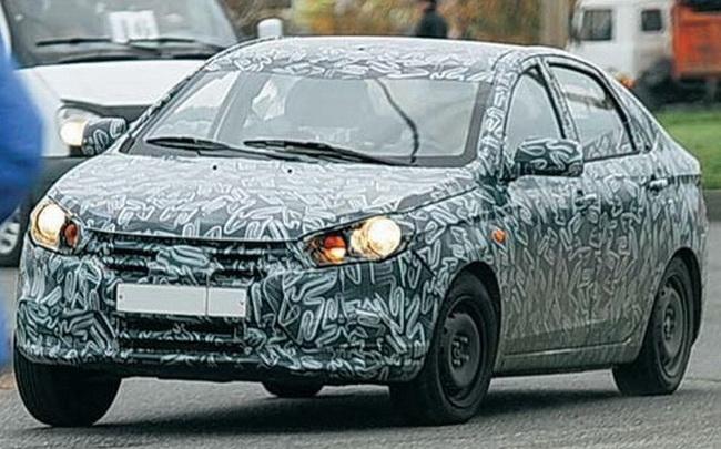 Новый флагманский седан «АвтоВАЗа» будет называться Lada Vesta