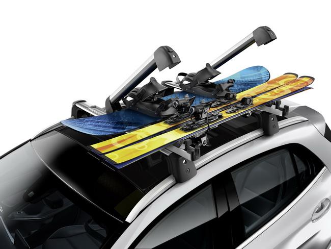 Mercedes-Benz представил аксессуары для покупателей GLA