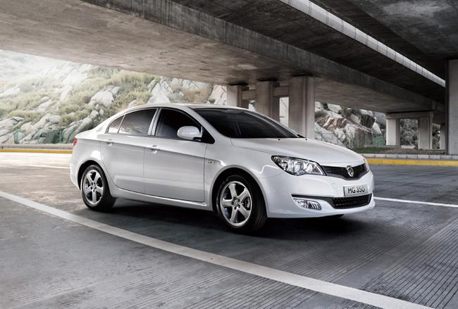 Расширение дилерской сети автомобилей MG