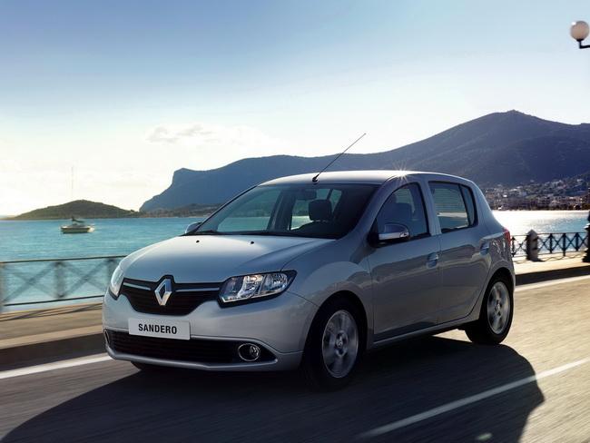 производство нового Renault Logan на «АвтоВАЗе»