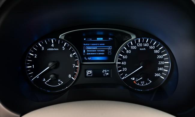 В апреле в Украину приедет новый Nissan Teana