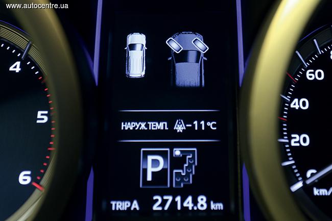 Тест-драйв Toyota Land Cruiser Prado