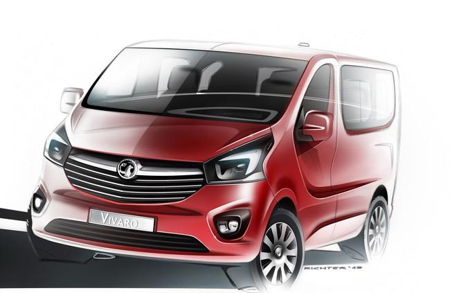 Opel/Vauxhall Vivaro