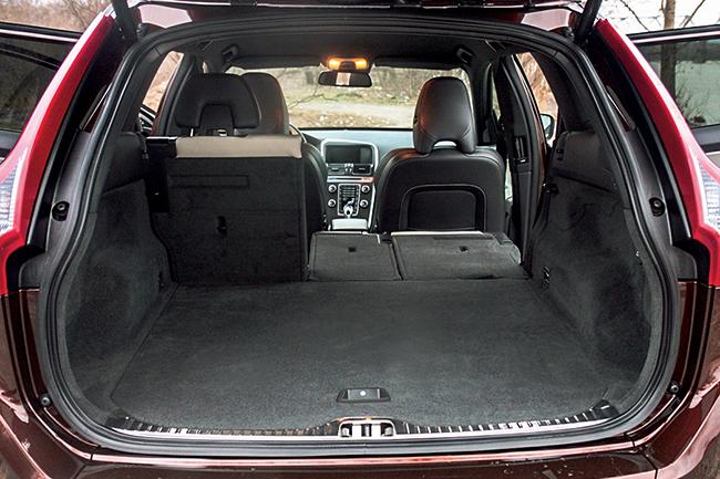 Тест-драйв Volvo ХС60 D5 Polestar