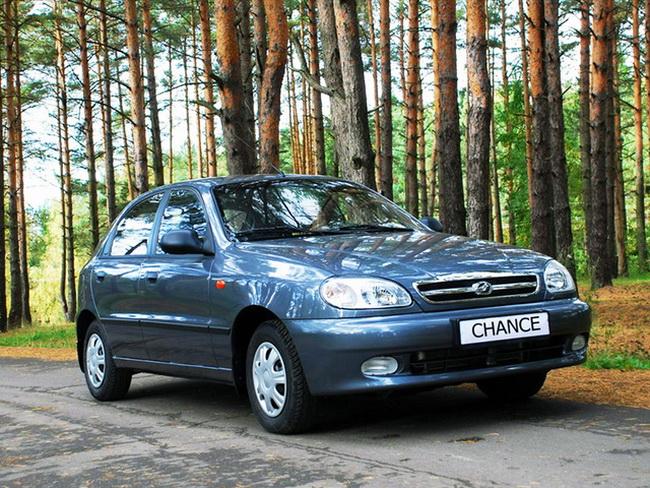 Украинские автопроизводители продолжают терять позиции на российском рынке