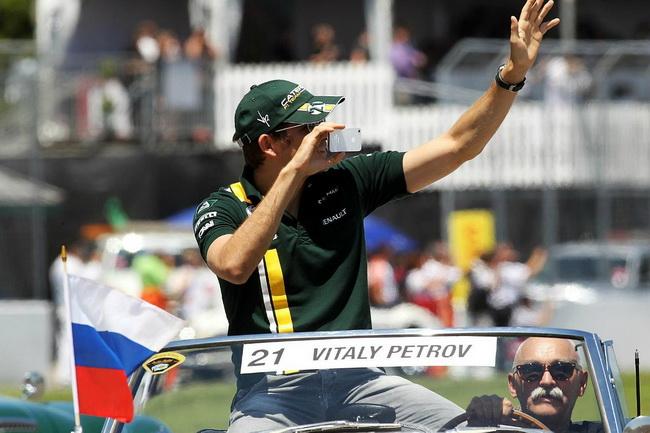 Виталий Петров дебютирует в DTM