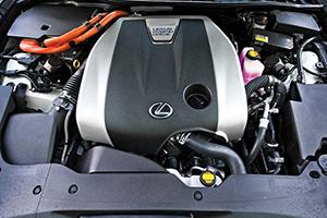 Тест-драйв Lexus GS