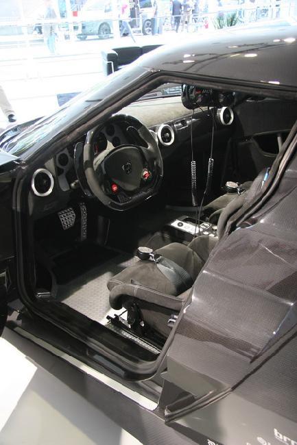 Франкфуртский автосалон 2011: презентован уникальный Lancia Stratos