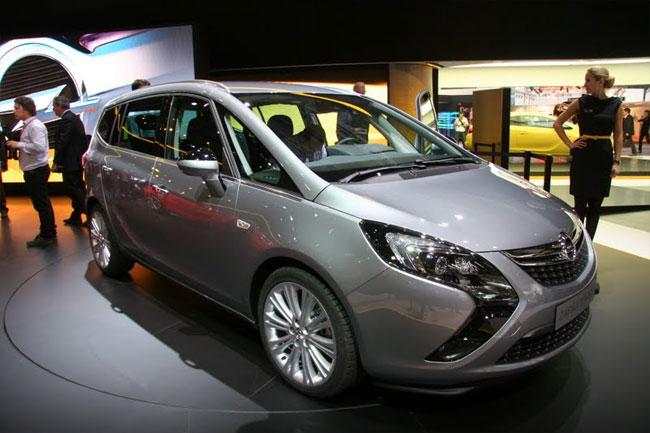 Франкфуртский автосалон 2011: презентация новинок Opel