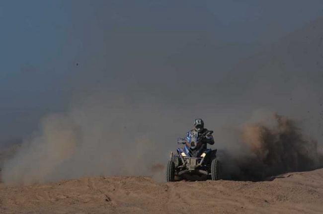 Нассер Аль-Аттиях сошел с Дакара-2012