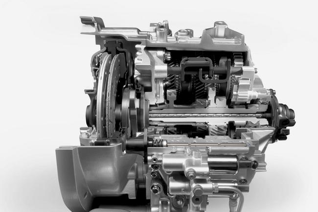 новая АКП с двумя сцеплениями TCT для Alfa Romeo Giulietta