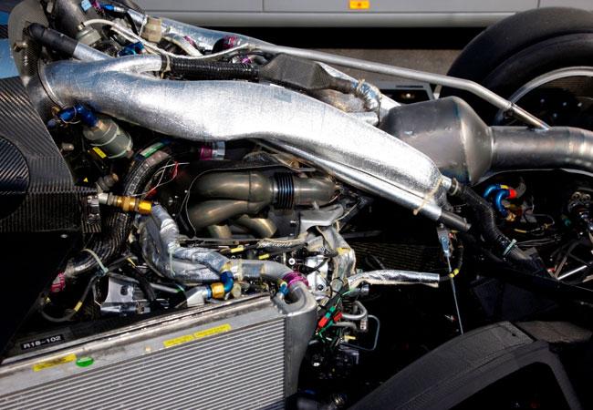 Audi наградили за лучший гоночный двигатель 2011 года