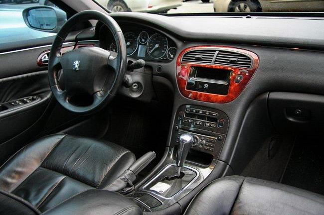 подержанные Peugeot 607