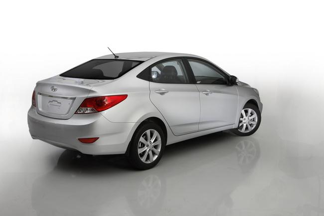Новое поколение Hyundai Accent1